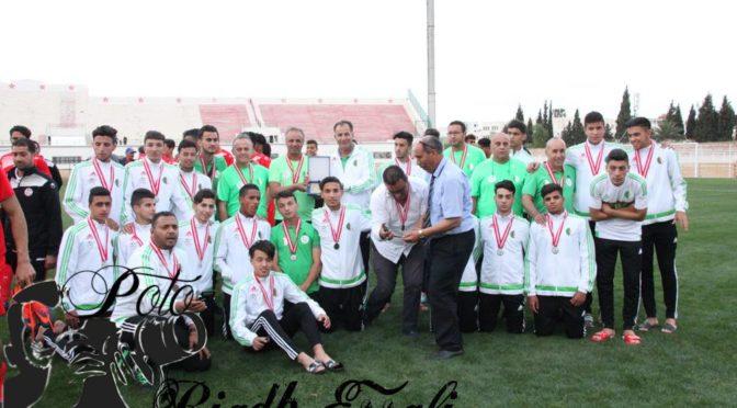 U18 : les Verts en stage du 6 au 10 juillet à Sidi Moussa