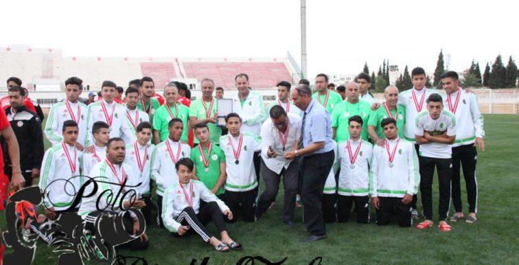 U20 : l'Algérie termine son tournoi sur un nul (2-2) face à la Libye