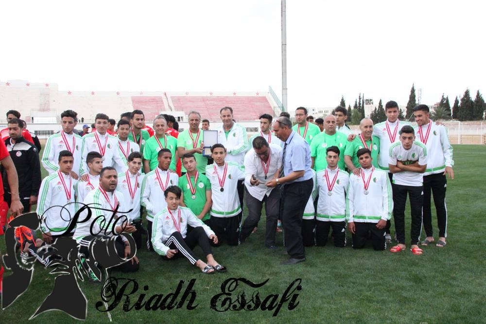 tournoi UNAF 2017 pour les U20