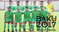 Bakou 2017 : victoire de l'Algérie face à la Palestine (1-0) !