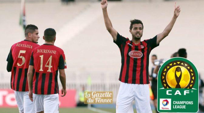 CAF LDC : Farouk Chafai dans l'équipe type de la 3e journée