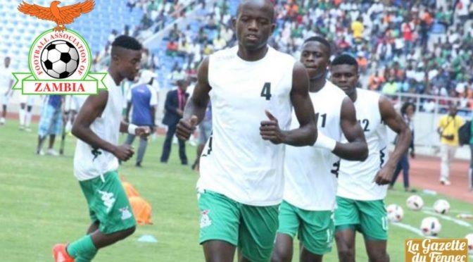 Amical : la Zambie affrontera le Gabon le 4 juin à Libreville
