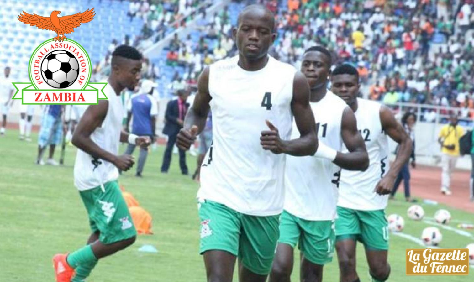 zambie chipolopolos entrainement