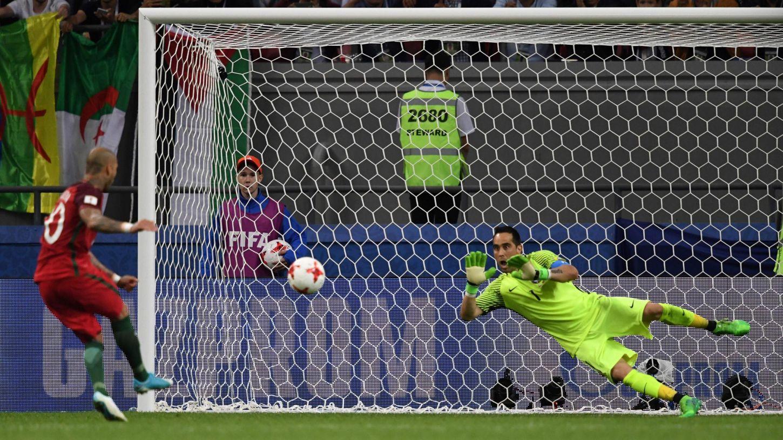 Chili – Portugal