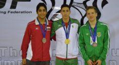 Natation : Médaille d'or et nouveau record pour Ardjoune