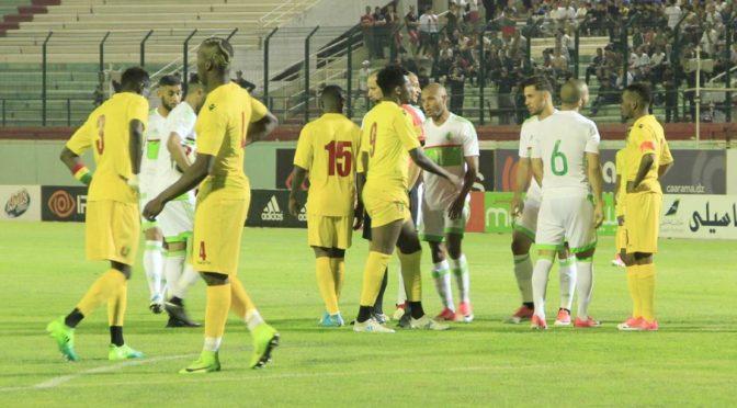 Algérie 2-1 Guinée : Une victoire difficile à Blida