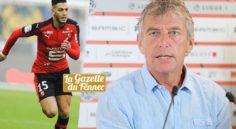 Stade Rennais : «Gnagnon et Bensebaini resteront là» assure Gourcuff