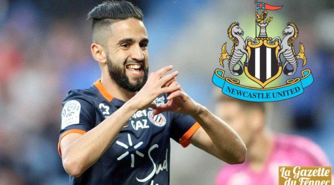 Mercato : Montpellier confirme l'intérêt de Newcastle pour Boudebouz