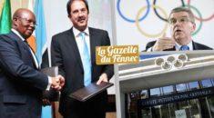 Crise du COA : Le CIO conforte Berraf sur son fauteuil !