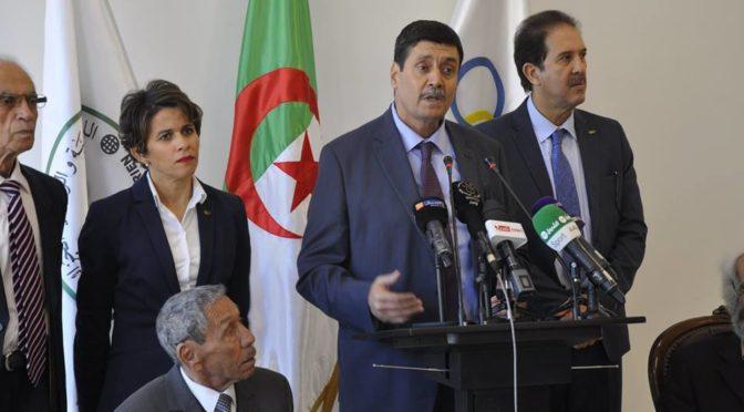 Comité olympique algérien : Nouria Benida-Merah désignée vice-présidente