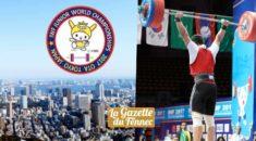Mondial 2017 Junior d'haltérophilie : Médaille de bronze pour Aymen Touaïri