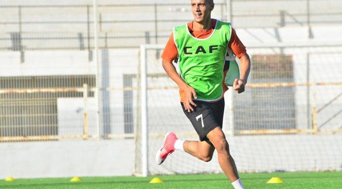 USM Alger : Hamzaoui qualifié par la CAF