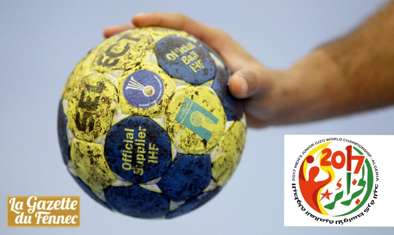 handball U21 algeria