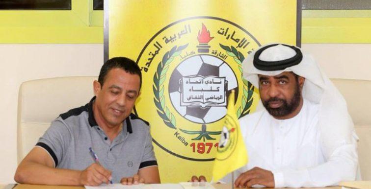 Mercato : le coach Kamel Djabour signe aux Emirats