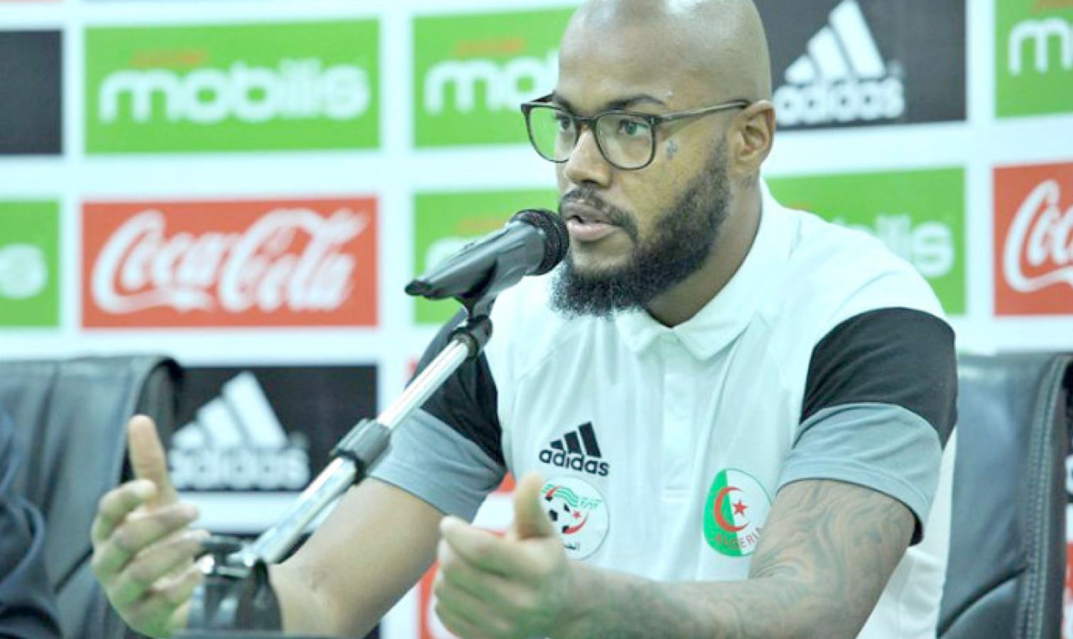 mbolhi conference capitaine