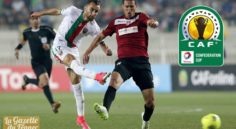 CAF : MC Alger – Mbabane Swallows ce mardi à 23h00