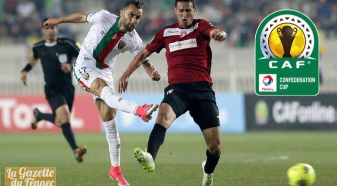 CAF : MC Alger – Mbabane Swallows ce mardi à 23h00