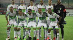 Classement FIFA : l'Algérie à la 48ème place