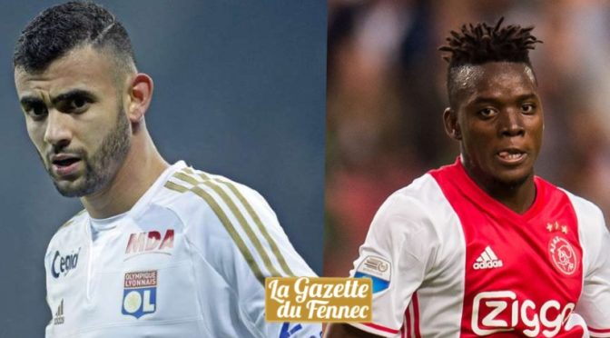 Mercato OL : Bertrand Traoré In, Rachid Ghezzal Out ?