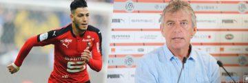 Stade Rennais : Gourcuff s'oppose fermement au départ de Bensebaïni