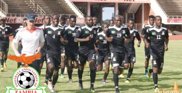 Amical : Gabon 0 – 0 Zambie