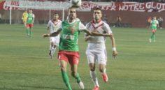 Coupe d'Algérie (1/2 finales) : le CRB écarte l'USMBA et fonce en finale !