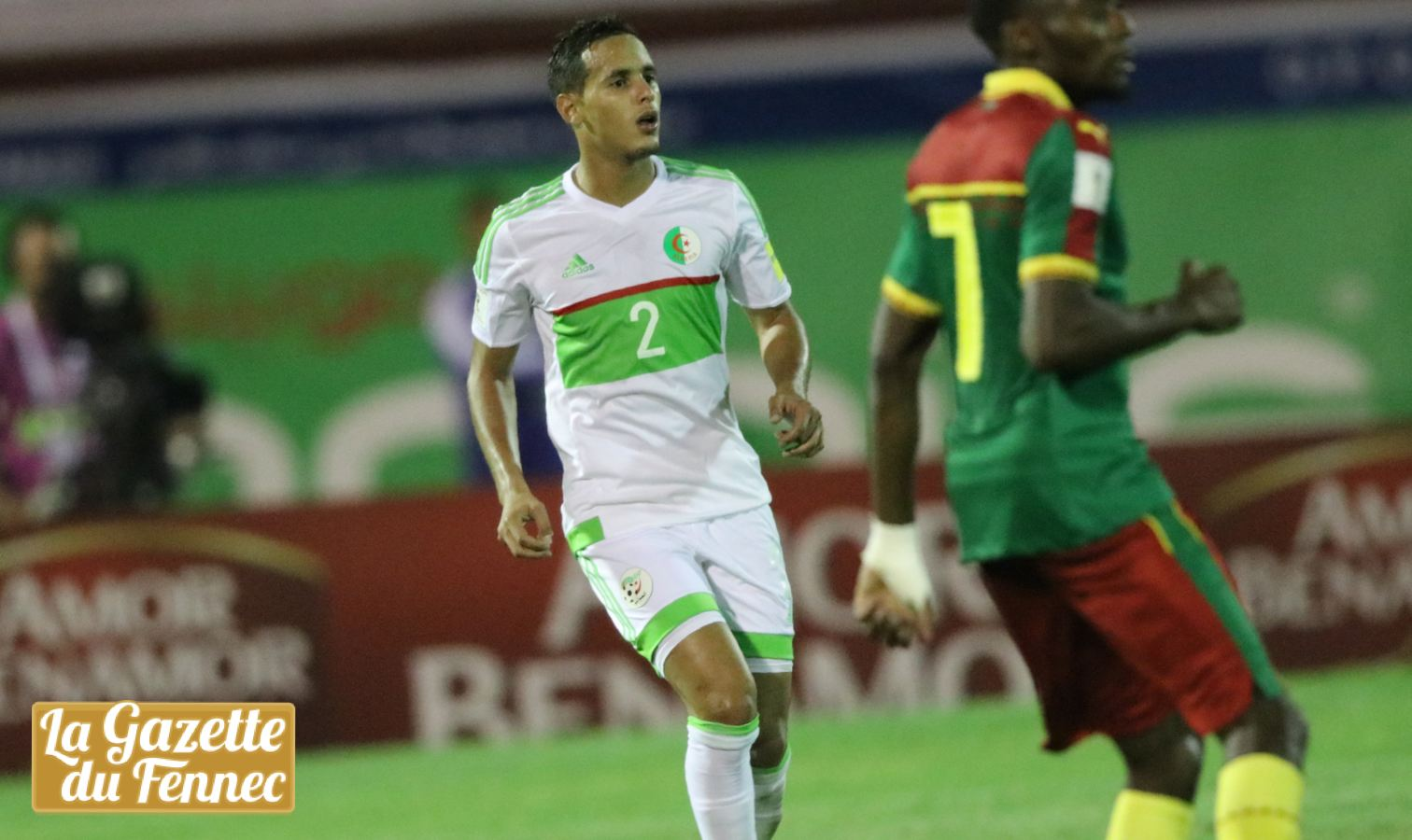 Afrique Amical : Petite victoire de l'Algérie face à la Guinée