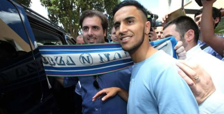 UEFA : les supporters de Naples interdits à Nice