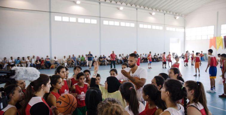 Coupe d'Algérie : Evan Fournier a assisté à la finale