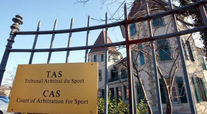 Affaire du RC Relizane : le TAS de Lausanne décline sa compétence