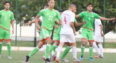 U18 : stage à Tunis le 3 Août pour préparer la CAN 2019