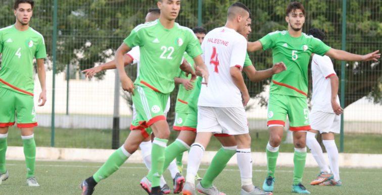 U18, amical : l'Algérie s'impose 3-0 face à l'Arabie Saoudite