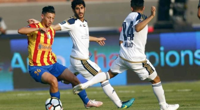 Arab Club championship : le NAHD laisse filer Al-Fayçali (0-1)!