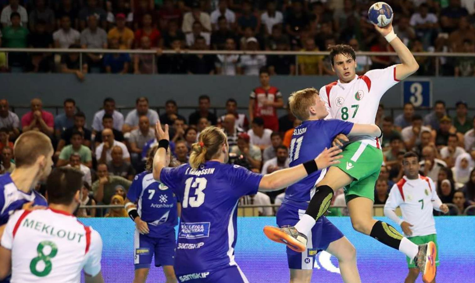 algerie islande abdi u21 handball