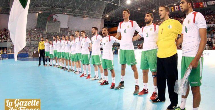 CAN 2018 de Handball : l'Algérie dans le groupe A