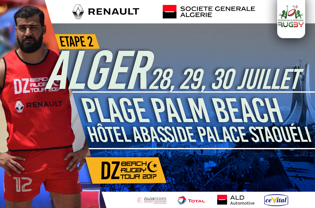 beach rugby staoueli alger