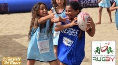Le Beach Rugby fait ses premiers pas en Algérie !