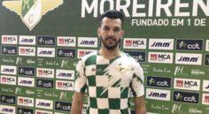 Moreirense : Débuts officiels de Belkaroui