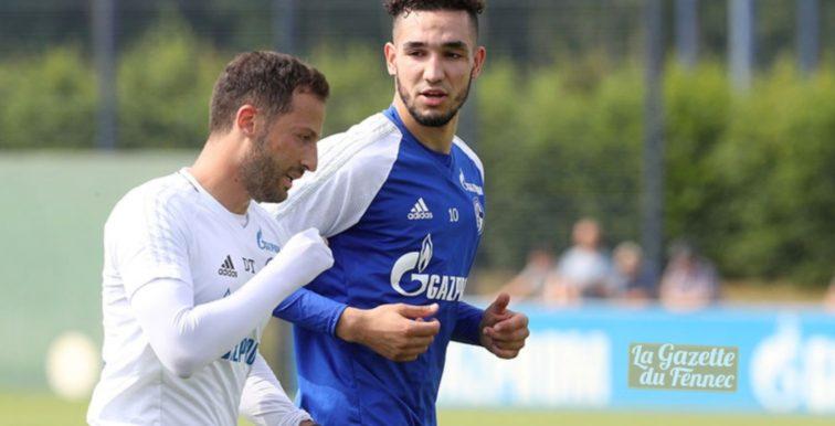 Schalke 04 : Bentaleb soutenu par le Suisse Embolo