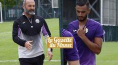 Toulouse : essai non concluant pour Ryad Keniche