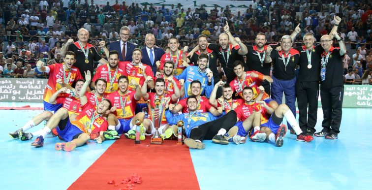 Handball : la 22e édition se tiendra en Espagne en 2019