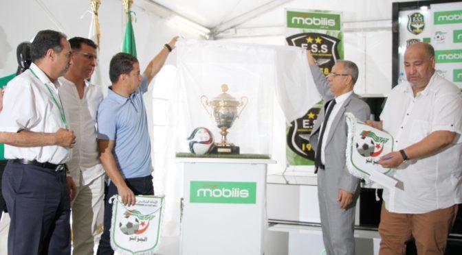 Coupe d'Algérie : 50.000 billets à partager entre le CRB et l'ESS
