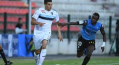 Zinedine Ferhat : «Mon objectif c'est la montée avec Le Havre !»