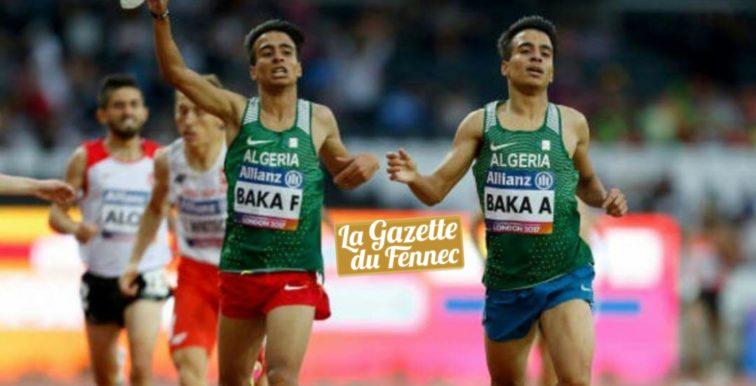 Handisport : magnifique exploit des frères Baka à Londres !