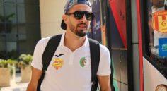 Coupe arabe des clubs : Gasmi dans l'équipe type de la 1ère journée