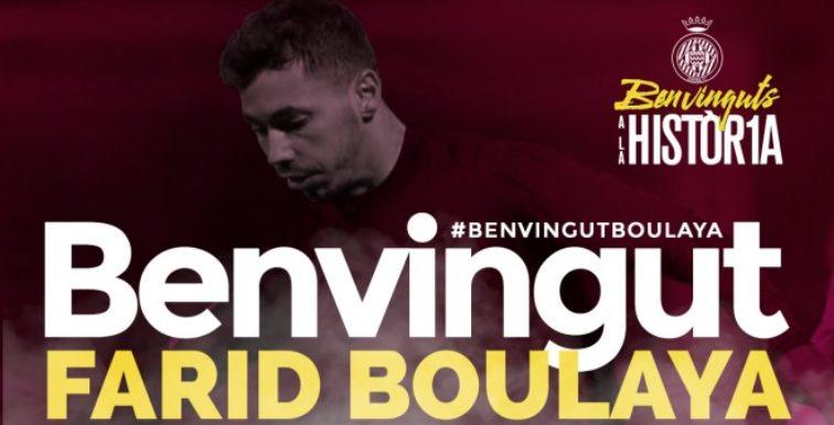 Mercato : Boulaya s'engage avec Girona FC en Liga