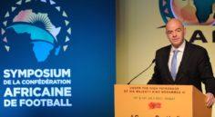 CAF : Infantino subjugué par la sélection algérienne de 1982