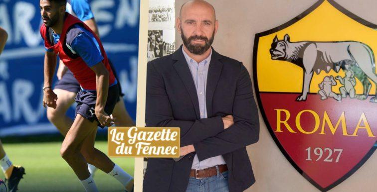 """Monchi (AS Rome) : """"Mahrez est l'une des options…"""""""