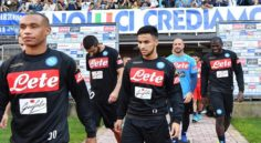 Naples : le capitaine Hamsik encense Ounas