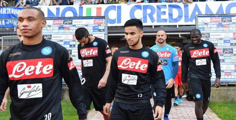Naples : vers le prêt de Ounas à la Sampdoria